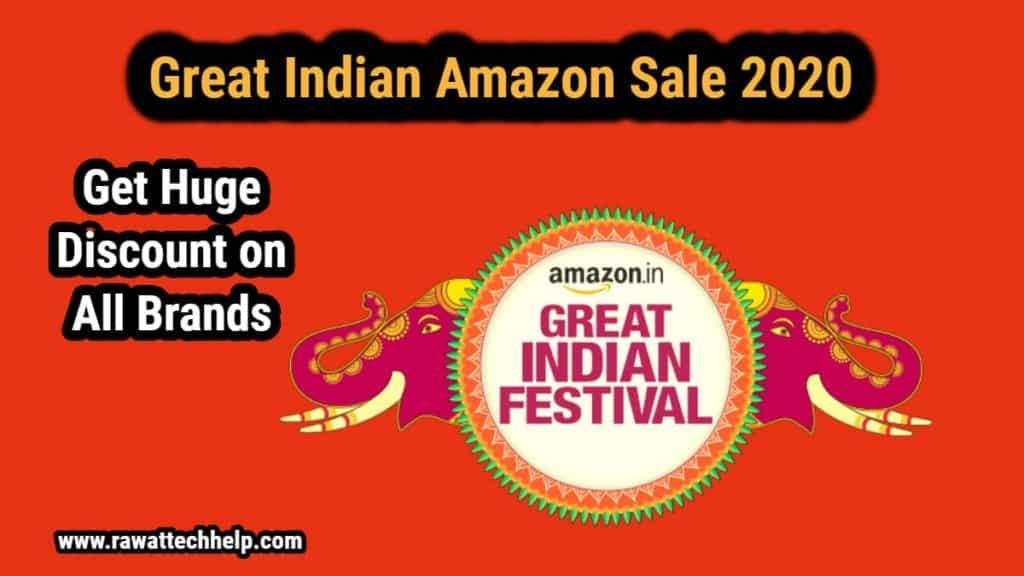 Amazon Great Indian Sale 220