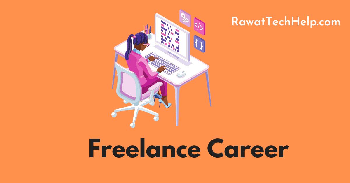 freelance career