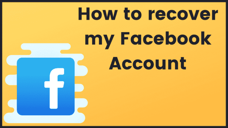 how-to-recover-my-facebook-account